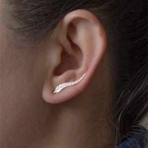 🛍NEW⚡️ 2 pairs⚡️ ANGEL Wings ⚡️stud earrings